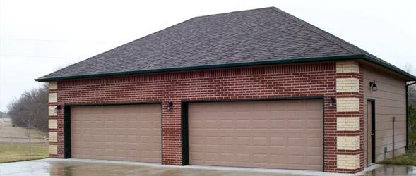 phillips builder custom contracting company installation project garage