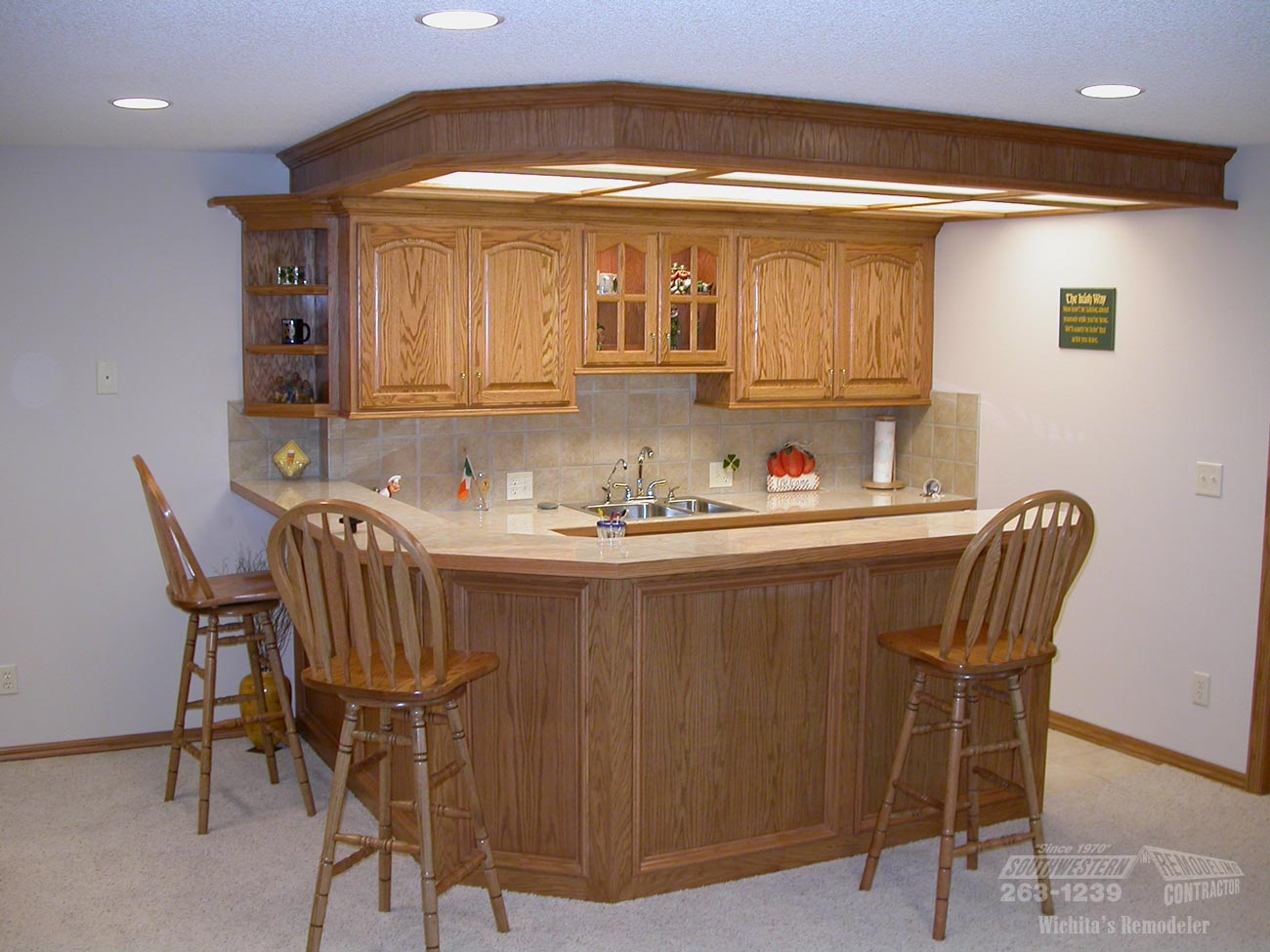 Designing A Basement Bar traditional basement ideas plus Basement Bar Remodel