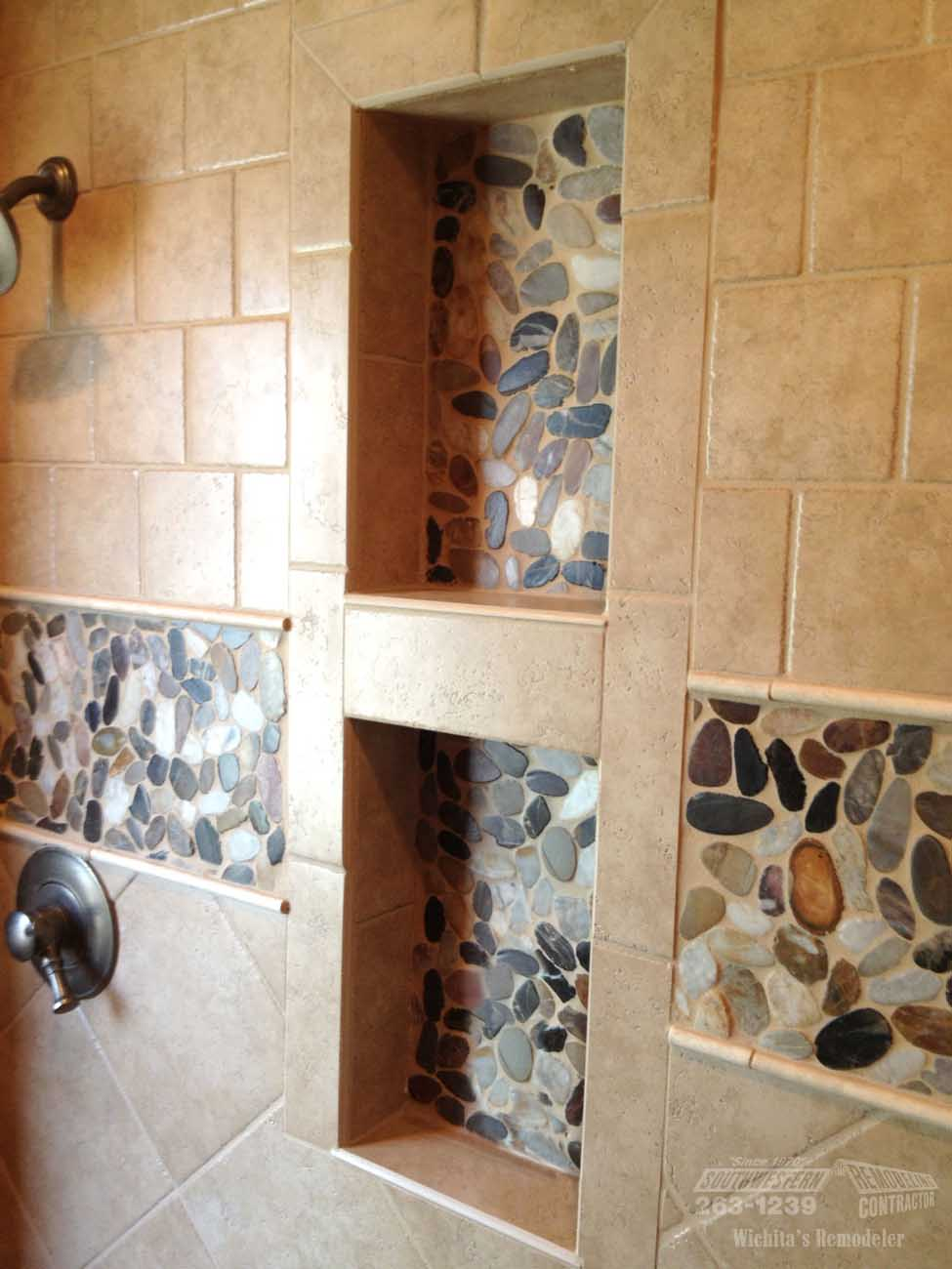 Bathroom Remodeling Wichita Ks Interesting Bathroom Remodeling  Southwestern Remodeling  Wichita Inspiration Design