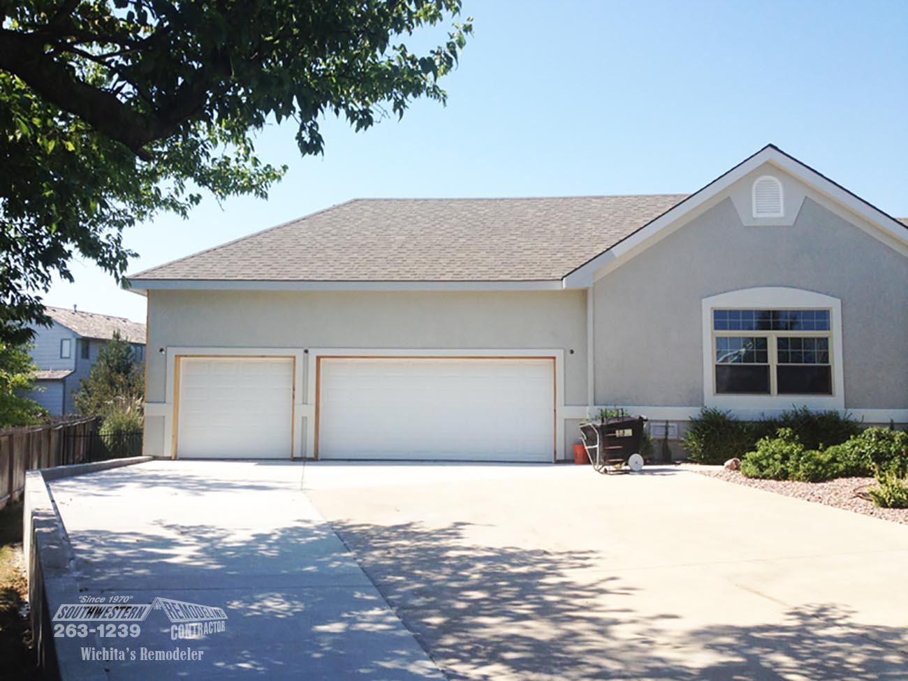 2 & Custom Garage Remodeling by Southwestern Remodeling | Wichita