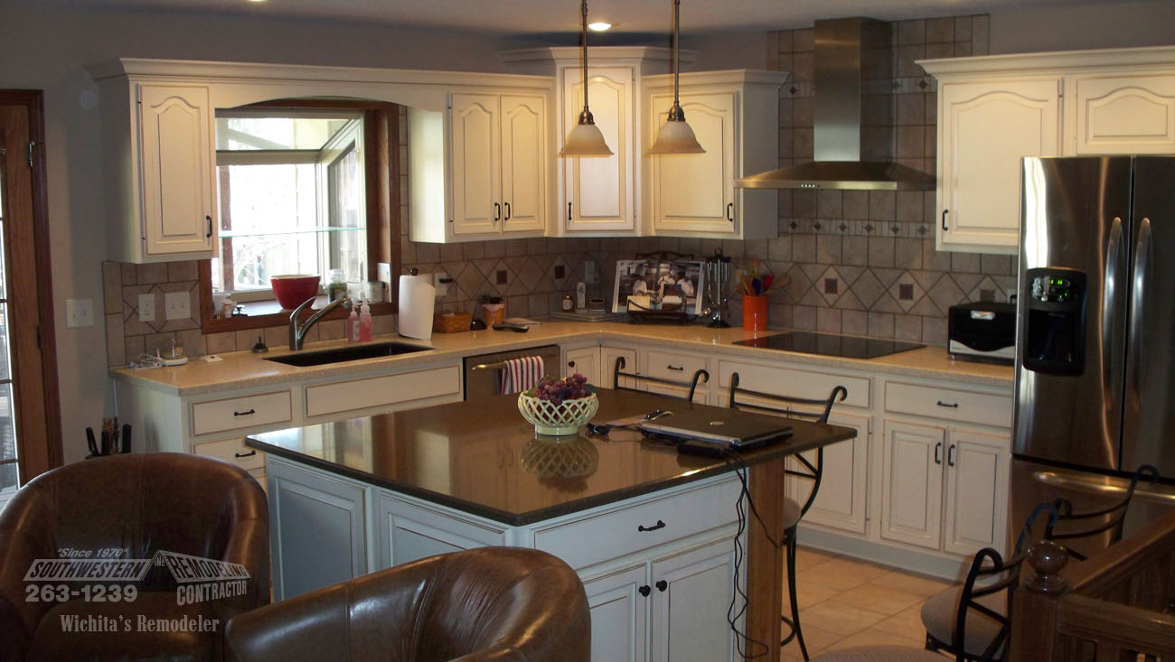 Superieur 32. Kitchen Remodeling Wichita Home Remodeling