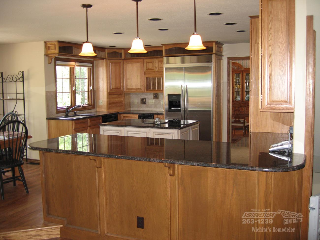 Southwestern Remodeling Kitchen Remodeling Wichita - Kitchen remodel wichita ks
