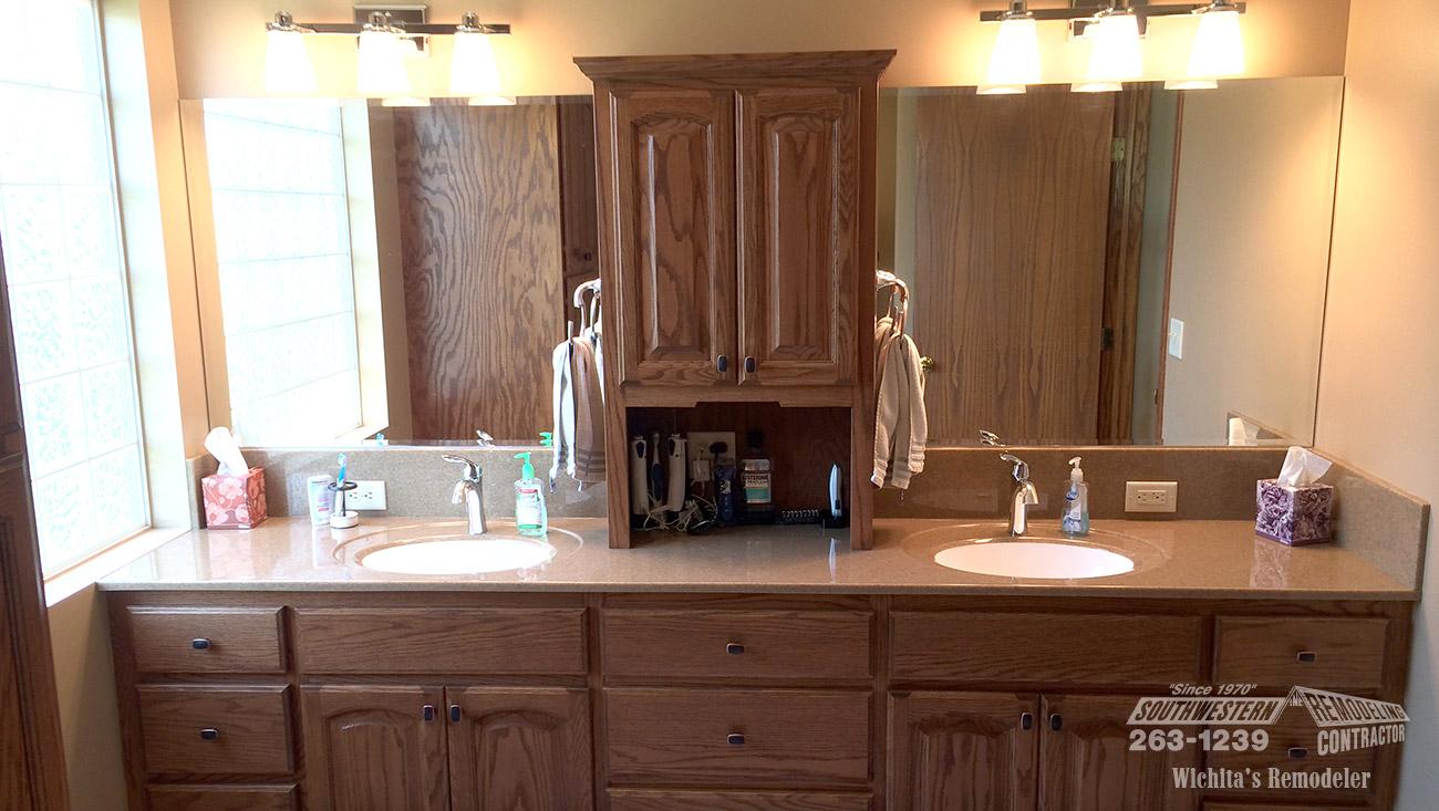 Bathroom Remodel Wichita Ks : Bathroom remodeling southwestern wichita