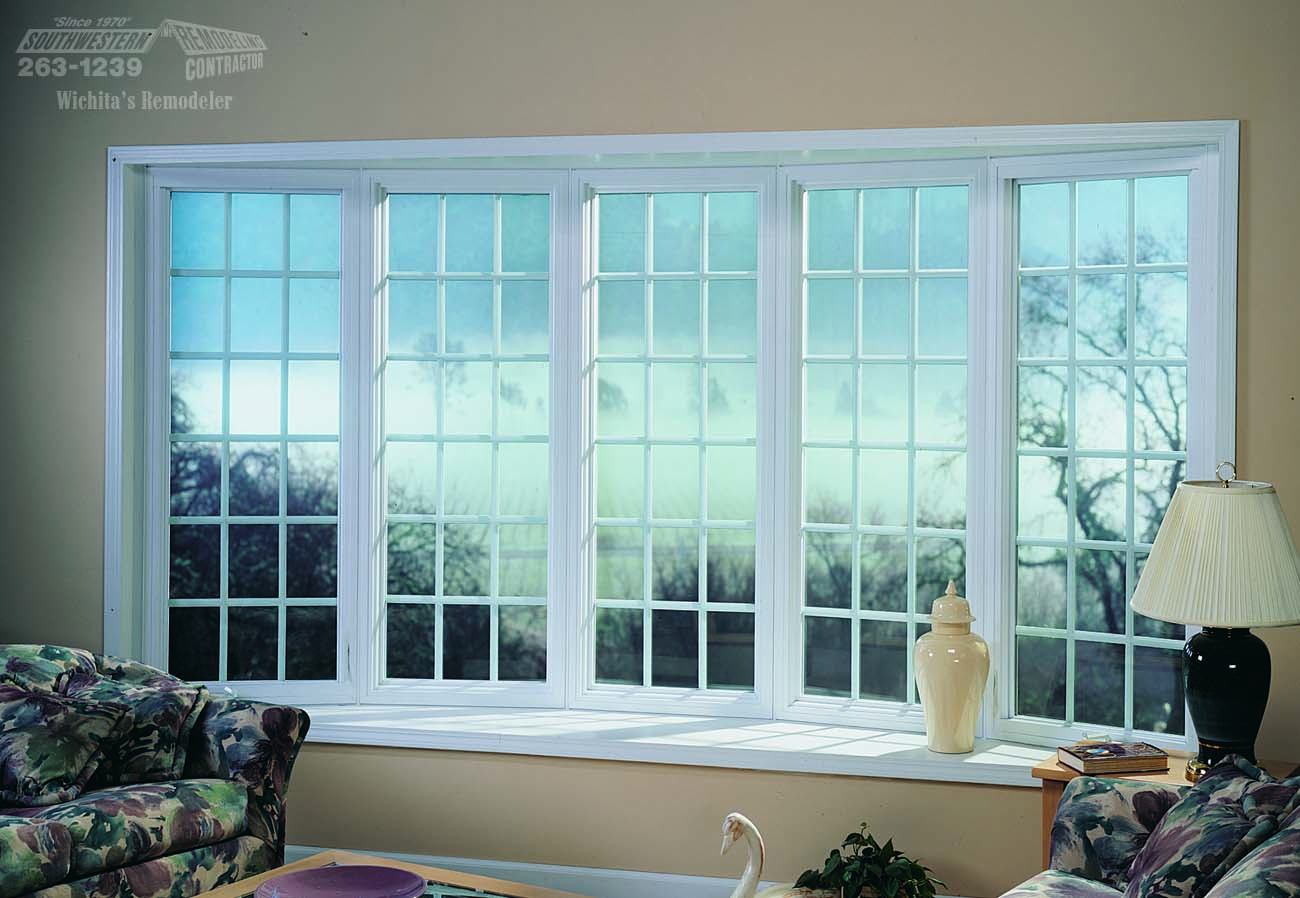 Replacement Windows By Southwestern Remodeling Ks