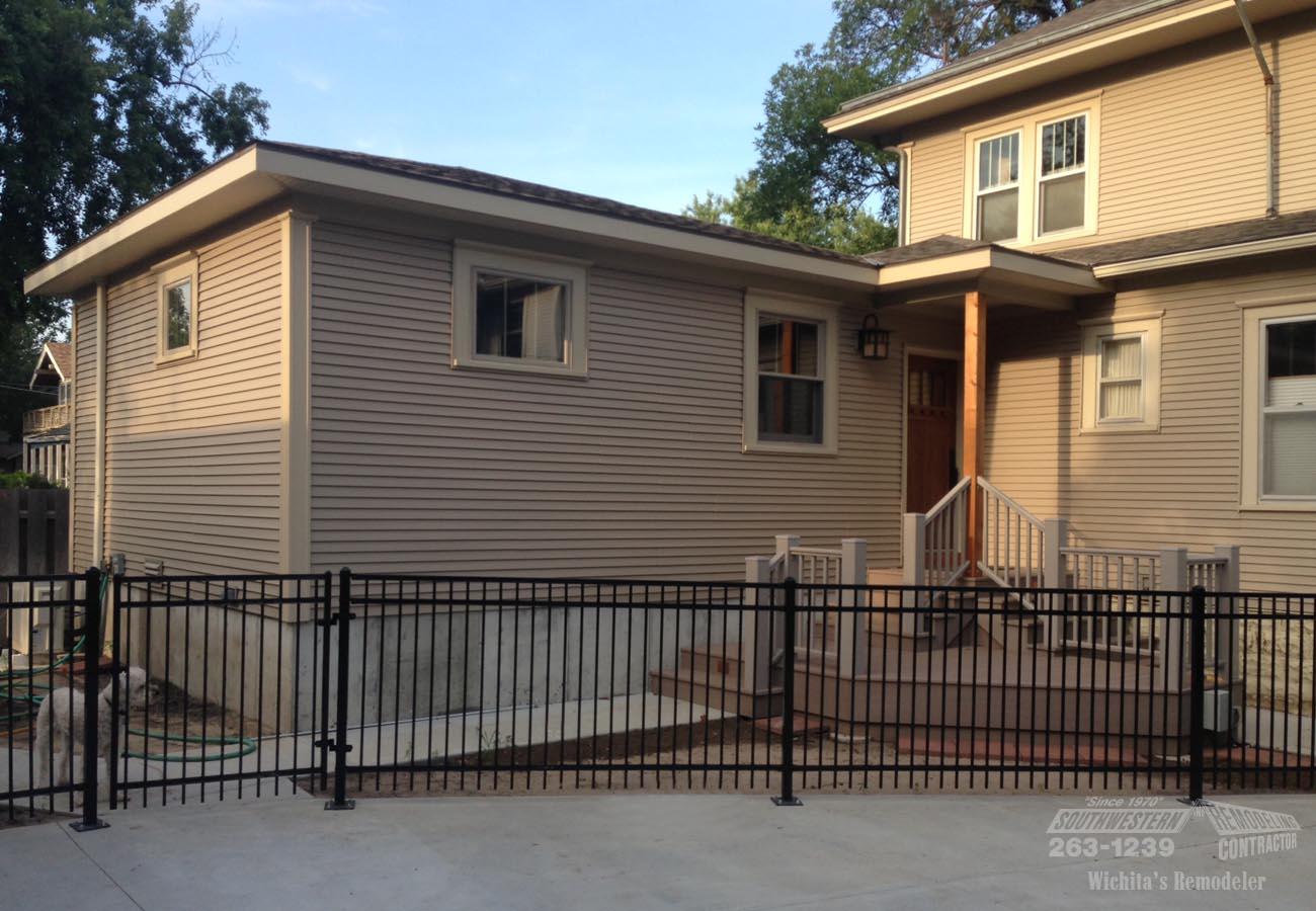 Southwestern Remodeling Room Additions Wichita Ks