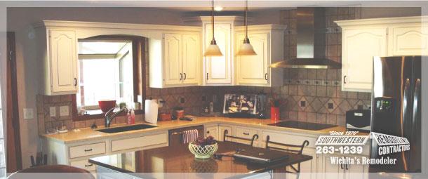 Wichita Kitchen Remodeling Southwestern Remodeling