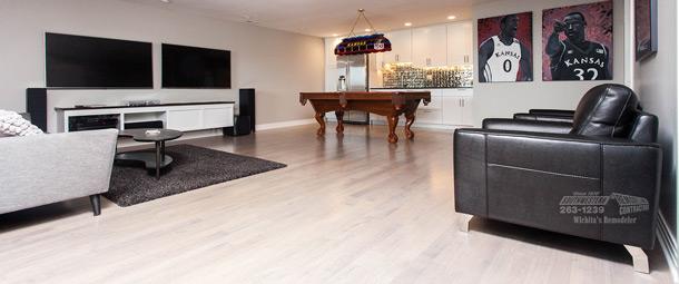 southwestern-remodeling-wichita-basement-entertainment-room