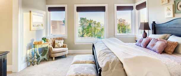 Have Sweet Dreams in Your New Master Bedroom | Wichita Remodeling
