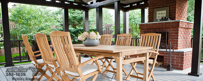 Planning Your New Outdoor Living Space