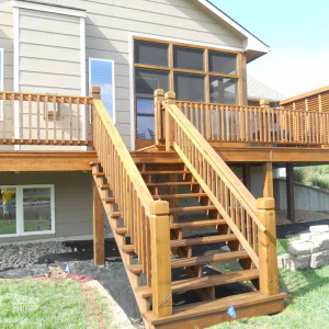 deck remodeling wichita home remodeler