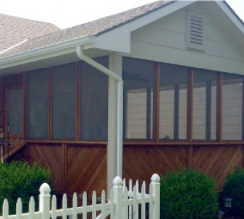 Why Build a Covered Deck or Sunroom?