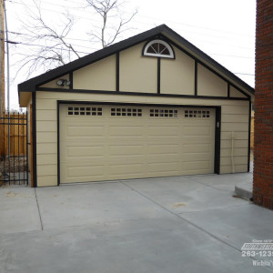 custom garage wichita home remodeler
