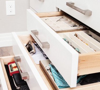 Benefits of Custom Drawers