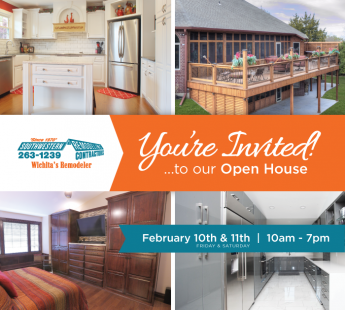 Wichita Home Show 2017 – Open House