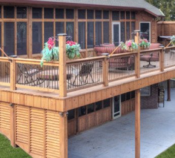 Modern Deck Remodeling: 5 Types of Modern Decks for Beautiful Homes and Gardens