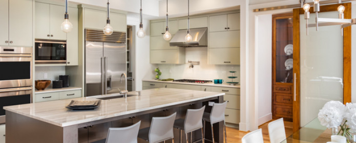 A Few Kitchen Island Ideas to Fuel Your Kitchen Remodel | Wichita, KS