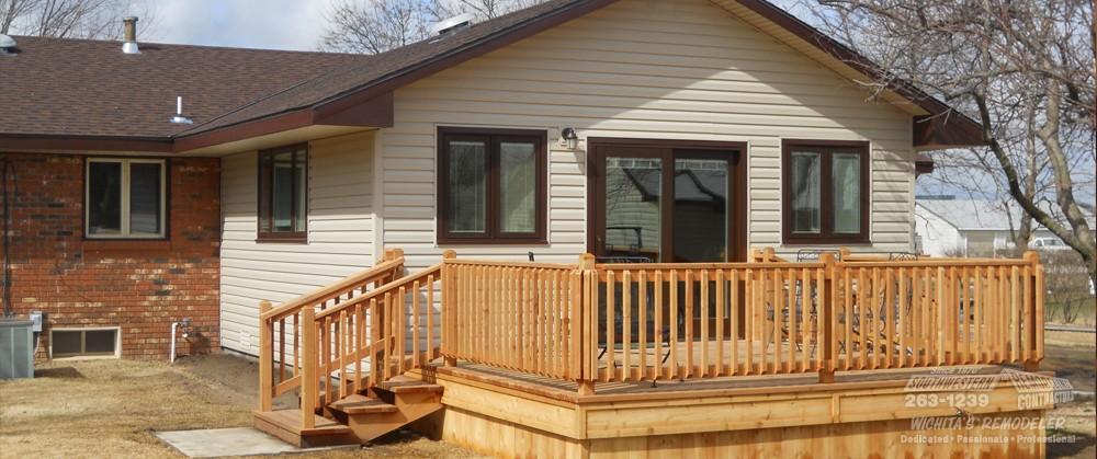 Room Addition | Southwestern Remodeling Wichita Kansas