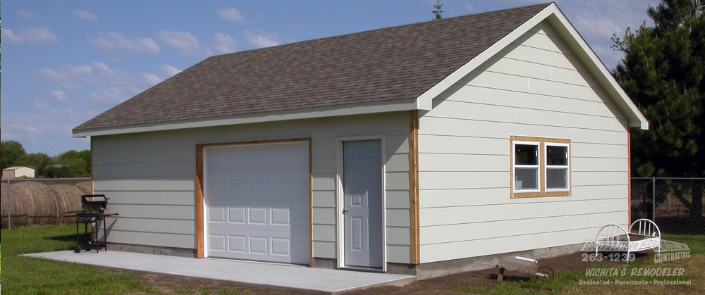 Garage Conversions: A Vision Beyond Cobwebs and Oil Stains - Wichita Home Renovations