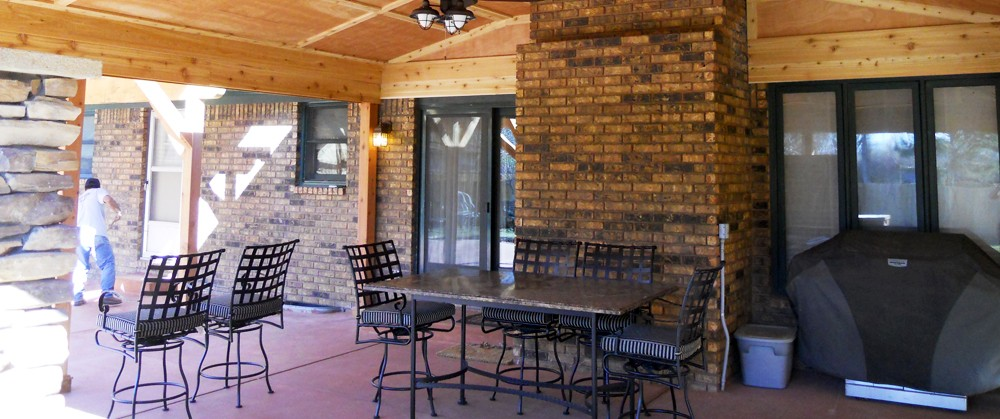 Master Outdoor Living Space Wichita Home Remodeler