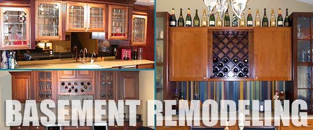 Basement Bar Remodeling   Home Remodeling by Southwestern Remodeling