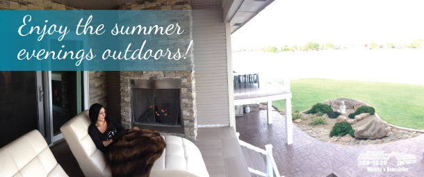 Your Wichita Deck Remodelers for Summer Fun