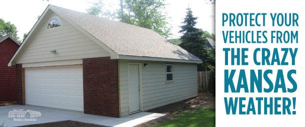 Garage Remodeling to Protect Your Toys from Storm Season