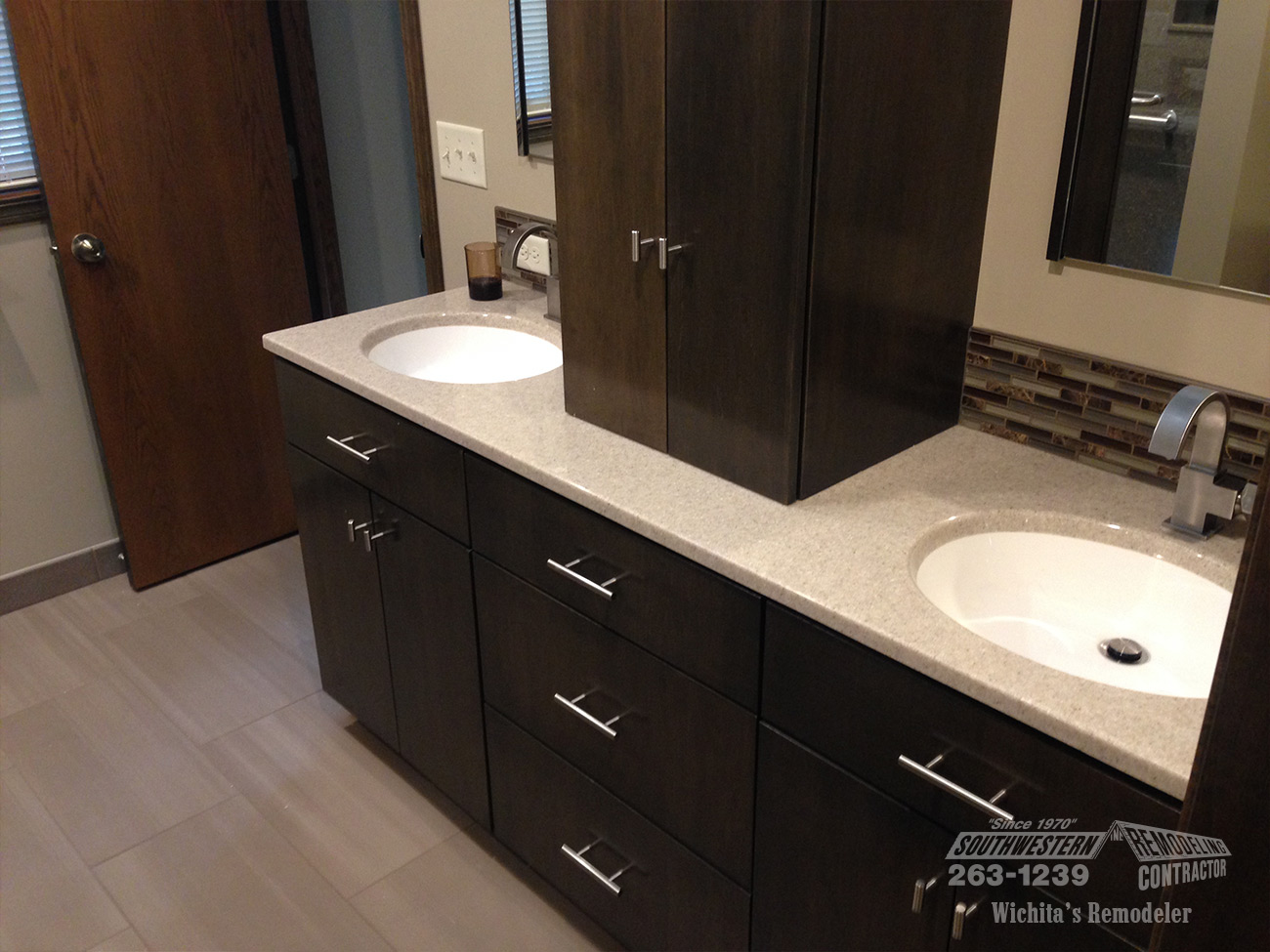 How To Renovate A Bathroom | Bathroom Remodeling Southwestern Remodeling Wichita
