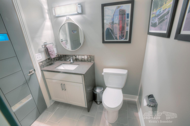Bathroom Remodeling Southwestern Remodeling Wichita - Bathroom countertop remodel