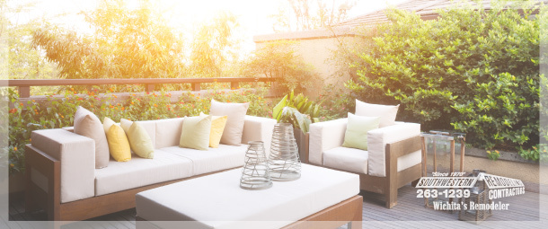 Get the Most out of Your Outdoor Living Spaces Wichita Home Remodeling Experts