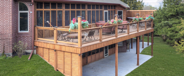 5 Types Of Remodeled Modern Decks For Beautiful Homes And