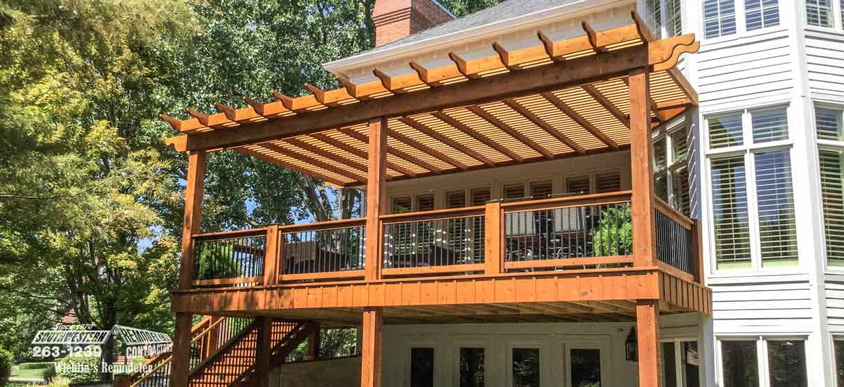 Wichita Home Remodeling Trend Alert: Outdoor Remodeling Projects