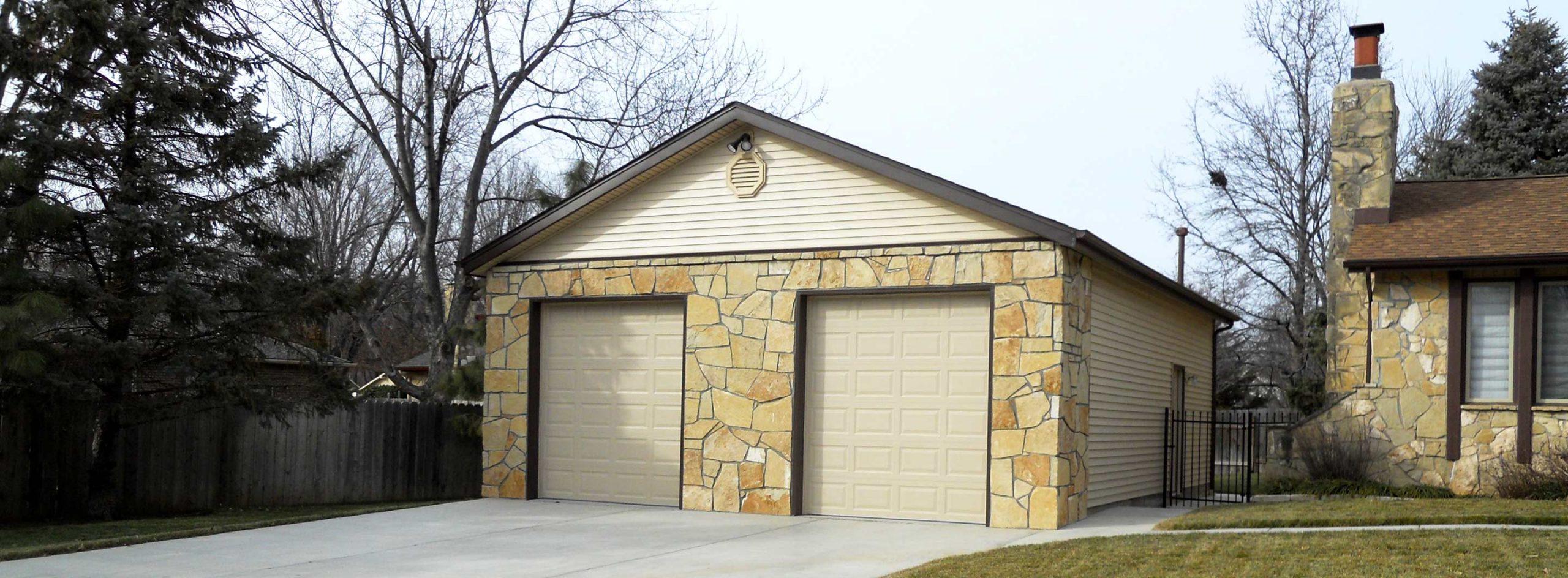 Wichita Garage Builders Southwestern Remodeling