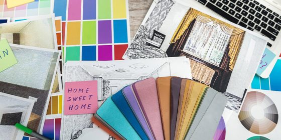 Inspirational Color Palettes For Your Wichita Remodeling Project
