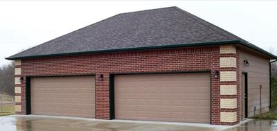 SWR – Wichita Garage Builder