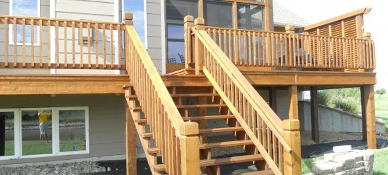 Customize Your Deck Space