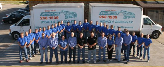 SWR – Beyond Good, the Best Remodeling Company in Wichita!
