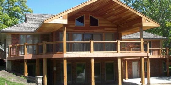 Southwestern Remodeling—the best Wichita Deck Builder