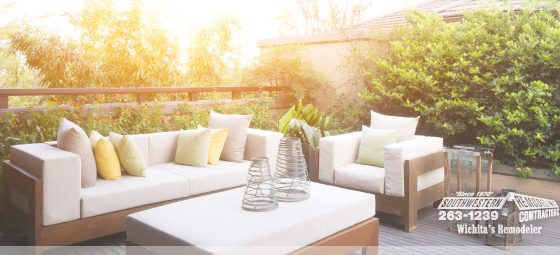 Get the Most out of Your Outdoor Living Spaces | Wichita Home Remodeling Experts