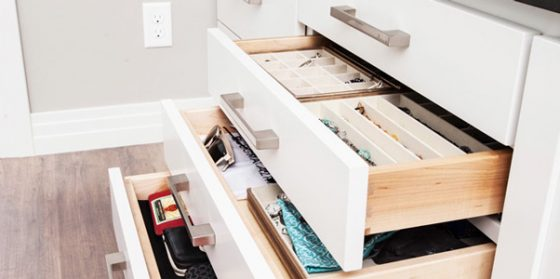 Home Remodeling Solutions: Benefits of Custom Drawers