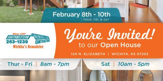 Wichita Home Show 2018 – Open House