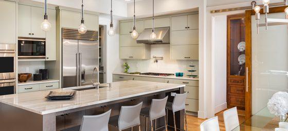 A Few Kitchen Island Ideas to Fuel Your Kitchen Remodel | Wichita, KS